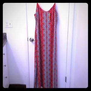 NEW // Catherine Malandrino patterned dress - NWT!